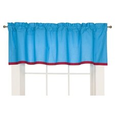 Sunshine Cotton Curtain Valance