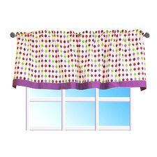 "Botanical Sanctuary 58"" Curtain Valance"