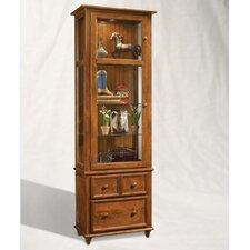 ColorTime Vista Curio Cabinet