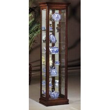 <strong>Philip Reinisch Co.</strong> Lighthouse Encore Curio Cabinet