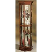 <strong>Philip Reinisch Co.</strong> Lighthouse Curio Cabinet
