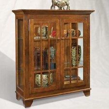 ColorTime Barlow Curio Cabinet