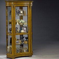 Contour Curio Cabinet