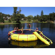 25' Giant Jump Heavy Commercial Water Trampoline