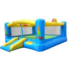 Hoops-N-Hops Bounce House