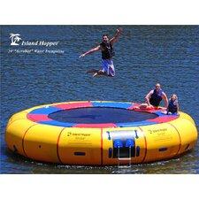 20' Acrobat Heavy Commercial Water Trampoline