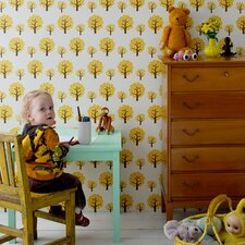 <strong>ferm LIVING</strong> Dotty Kids Wallpaper