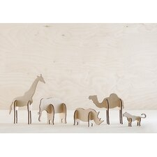 <strong>ferm LIVING</strong> Plywood Animals