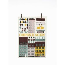 <strong>ferm LIVING</strong> Copenhagen Tea Towel