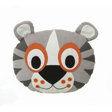Cotton Tiger Cushion