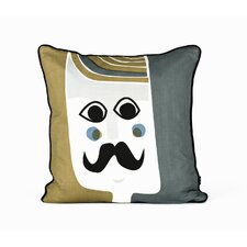 <strong>ferm LIVING</strong> Mr. Cushion Silk Accent Pillow