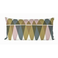 <strong>ferm LIVING</strong> Mountain Lake Organic Cotton Accent Pillow