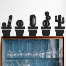 <strong>ferm LIVING</strong> Cactus Wall Decal