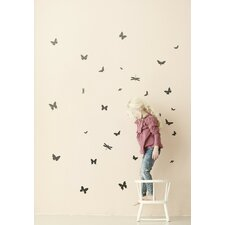 <strong>ferm LIVING</strong> Mini Butterflies Wall Decal