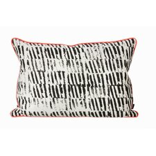 <strong>ferm LIVING</strong> Worn Stripe Organic Cotton Cushion