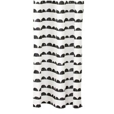 <strong>ferm LIVING</strong> Half Moon Shower Curtain