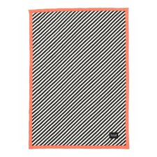 <strong>ferm LIVING</strong> Stripe Quilted Cotton Blanket