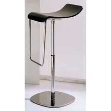 "Gas 22"" Adjustable Swivel Bar Stool"