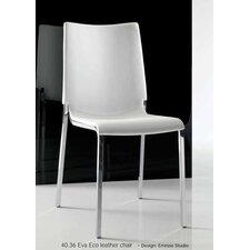 <strong>Bontempi Casa</strong> Eva Eco-Leather Chair