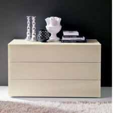 <strong>Bontempi Casa</strong> Enea 3 Drawer Dresser
