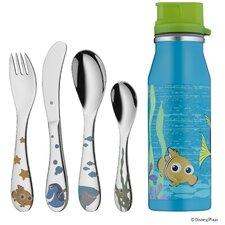 5-tlg. Kinderbesteckset Nemo aus Edelstahl
