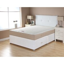 Catalina Super Coil Memory Foam Divan Bed