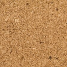 "11-3/4"" Engineered Hardwood Cork Flooring in Natural"