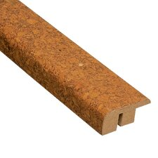 "0.5"" x 1.44"" Lisbon Spice Carpet Reducer Molding in Sand"
