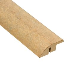"0.5"" x 2"" Lisbon Sand Hard Surface Reducer Molding in Spice"