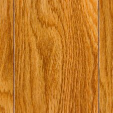 "Hardwood 3-1/2"" Engineered Oak Flooring in Summer"