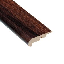 "0.44"" x 2.25"" Laminate Hawaiian Koa Stair Nose in Cherry"