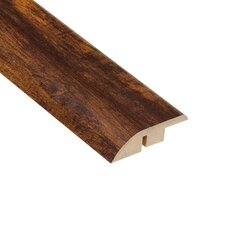"0.5"" x 1.75"" Laminate Maple Hard Surface Reducer in Honey"