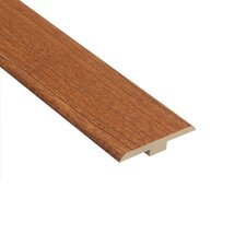 "0.25"" x 1.44"" Laminate T-Molding in Canyon Cherry"