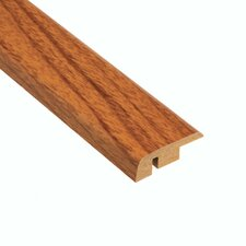 "0.5"" x 1.25"" Laminate Carpet Reducer in Santé Fe Oak"