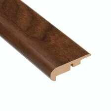 "0.44"" x 2.25"" Laminate Stair Nose in Monterrey Walnut"
