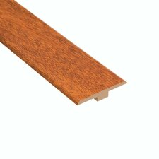 "0.25"" x 1.44"" Laminate T-Molding in Jatoba"