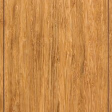 "Tropical 3-7/8"" Solid Strand Woven Bamboo Flooring in Natural"