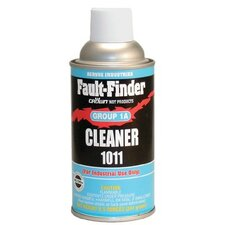 Group 1A Cleaner, Penetrant, & Developer - fault finder cleaner group 1a (Set of 12)