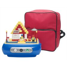 Airial Building Block Pediatric Nebulizer with Pirate Island Set