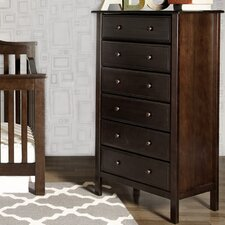 Jayden 6 Drawer Chest