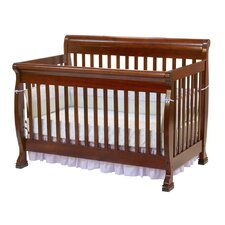<strong>DaVinci</strong> Kalani 4-in-1 Convertible Crib with Toddler Bed Conversion Kit