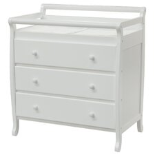 Emily 3 Drawer Changer Dresser