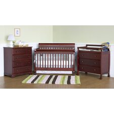 <strong>DaVinci</strong> Kalani 4-in-1 Convertible Crib Set