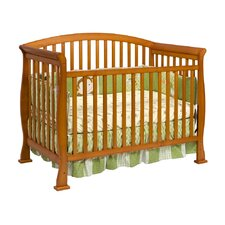 <strong>DaVinci</strong> Thompson 4-in-1 Convertible Crib with Toddler Bed Conversion Kit