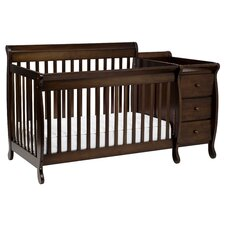 <strong>DaVinci</strong> Kalani Crib and Changer Combo with Toddler Bed Conversion Kit