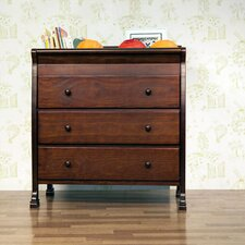 <strong>DaVinci</strong> Porter 3-Drawer Changer Dresser