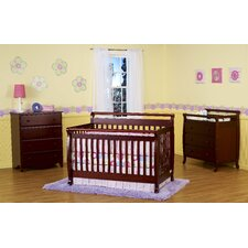 <strong>DaVinci</strong> Emily 4-in-1 Convertible Crib Set
