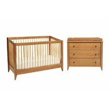 <strong>DaVinci</strong> Highland 4-in-1 Convertible Crib Set