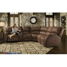 Sultry Console Sectional