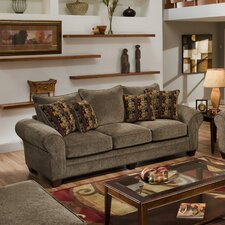 <strong>American Furniture</strong> Clayton Chenille Sofa